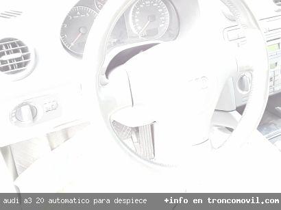 AUDI A3 2.0 AUTOMATICO PARA DESPIECE - foto 2