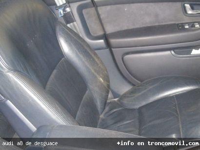 AUDI A8 DE DESGUACE - foto 1