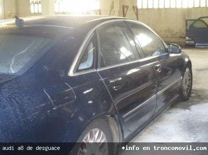 AUDI A8 DE DESGUACE - foto 2