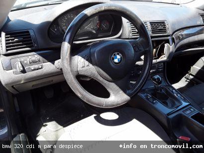 BMW 320 CDI M PARA DESPIECE - foto 3