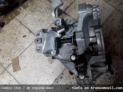 CAMBIO LEON 2 DE SEGUNDA MANO - foto 2