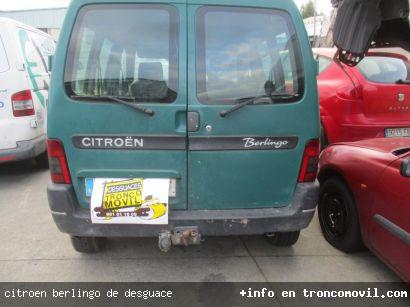 CITROëN BERLINGO DE DESGUACE - foto 1
