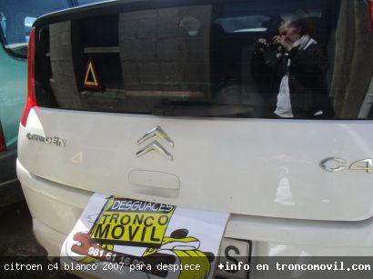 CITROëN C4 BLANCO 2007 PARA DESPIECE - foto 1
