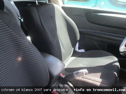 CITROëN C4 BLANCO 2007 PARA DESPIECE - foto 2