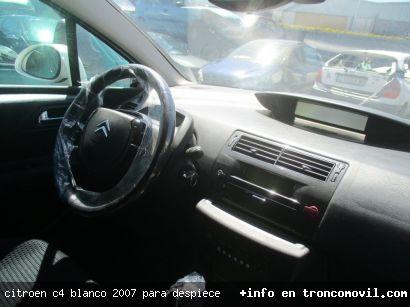 CITROëN C4 BLANCO 2007 PARA DESPIECE - foto 3