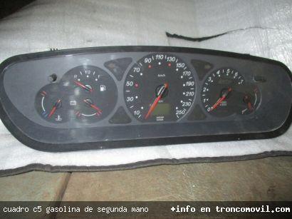 CUADRO  C5 GASOLINA DE SEGUNDA MANO