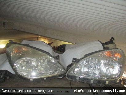 FAROS DELANTEROS DE DESGUACE - foto 1