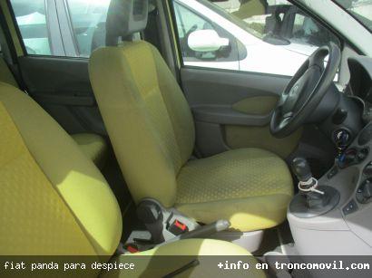 FIAT PANDA PARA DESPIECE - foto 2