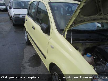 FIAT PANDA PARA DESPIECE - foto 4
