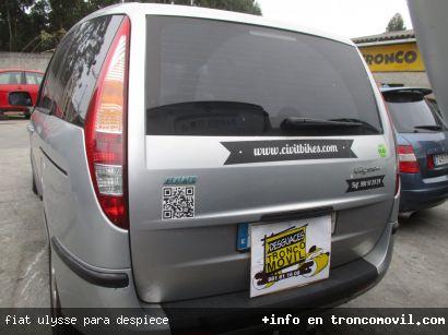 FIAT ULYSSE PARA DESPIECE - foto 4