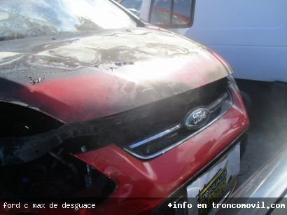 FORD C-MAX DE DESGUACE - foto 6