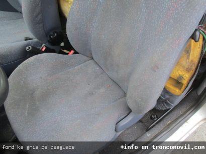 FORD KA GRIS DE DESGUACE - foto 5