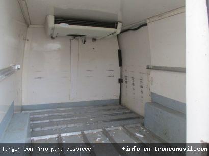 FURGON CON FRIO PARA DESPIECE