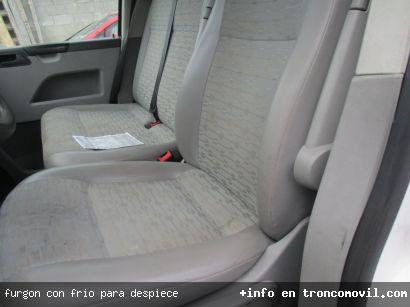 FURGON CON FRIO PARA DESPIECE - foto 2