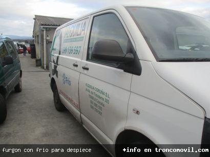 FURGON CON FRIO PARA DESPIECE - foto 3