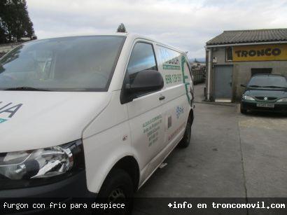 FURGON CON FRIO PARA DESPIECE - foto 4