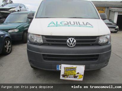 FURGON CON FRIO PARA DESPIECE - foto 5