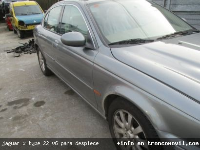 JAGUAR X-TYPE 2.2 V6 PARA DESPIECE - foto 4