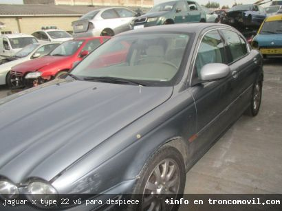 JAGUAR X-TYPE 2.2 V6 PARA DESPIECE - foto 5