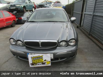 JAGUAR X-TYPE 2.2 V6 PARA DESPIECE - foto 6
