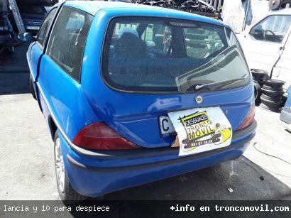 LANCIA Y 10 PARA DESPIECE - foto 4