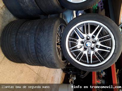 LLANTAS BMW DE SEGUNDA MANO