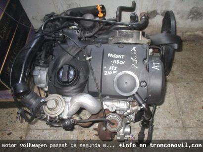 MOTOR DE SEGUNDA MANO - foto 1