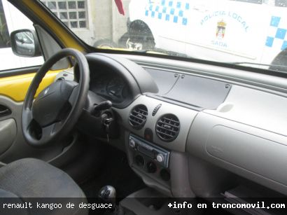 RENAULT KANGOO DE DESGUACE