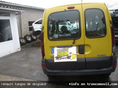 RENAULT KANGOO DE DESGUACE - foto 3