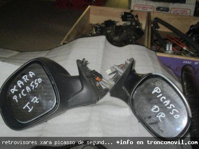 RETROVISORES XARA PICASSO DE SEGUNDA MANO - foto 1