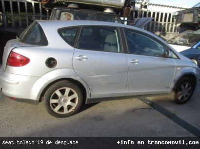 SEAT TOLEDO 1.9 DE DESGUACE - foto 2
