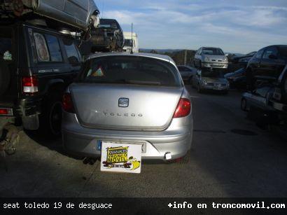 SEAT TOLEDO 1.9 DE DESGUACE - foto 3