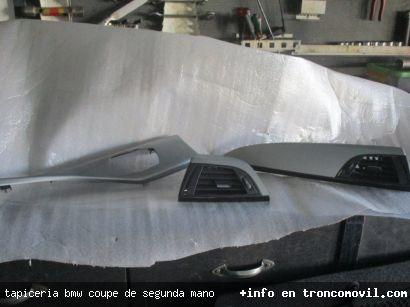 TAPICERIA BMW COUPE DE SEGUNDA MANO - foto 1