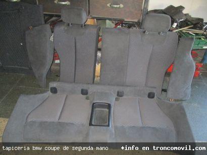 TAPICERIA BMW COUPE DE SEGUNDA MANO - foto 3