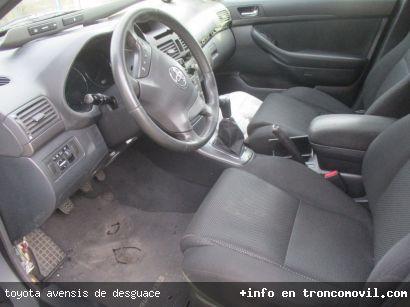TOYOTA AVENSIS DE DESGUACE - foto 1