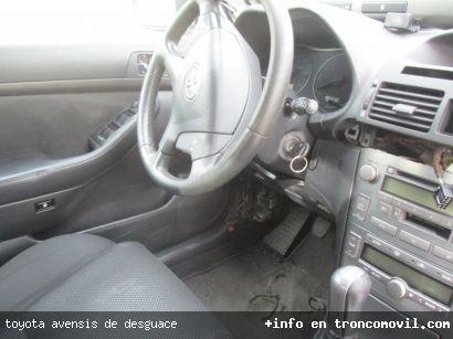 TOYOTA AVENSIS DE DESGUACE - foto 2