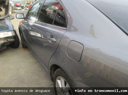 TOYOTA AVENSIS DE DESGUACE - foto 4