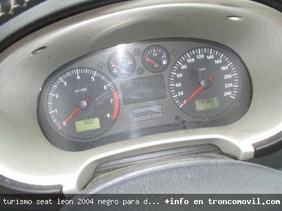 TURISMO SEAT LEóN 2004 NEGRO PARA DESPIECE - foto 2