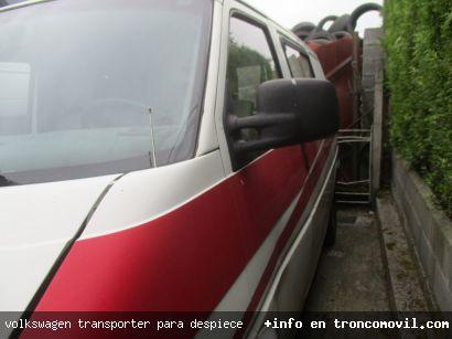 VOLKSWAGEN TRANSPORTER PARA DESPIECE