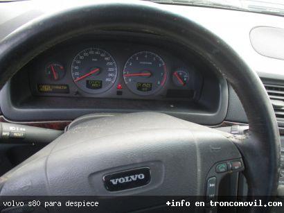 VOLVO S80 PARA DESPIECE